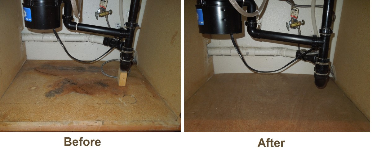 How to Replace Rotted Wood Under a Kitchen Sink