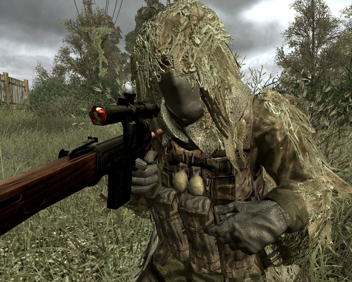 Modern Warfare 3 Sniping: The Best Sniper Rifle for New