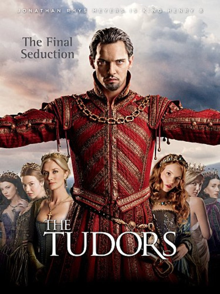 HBO's The Tudors is one example of poetic license in television.