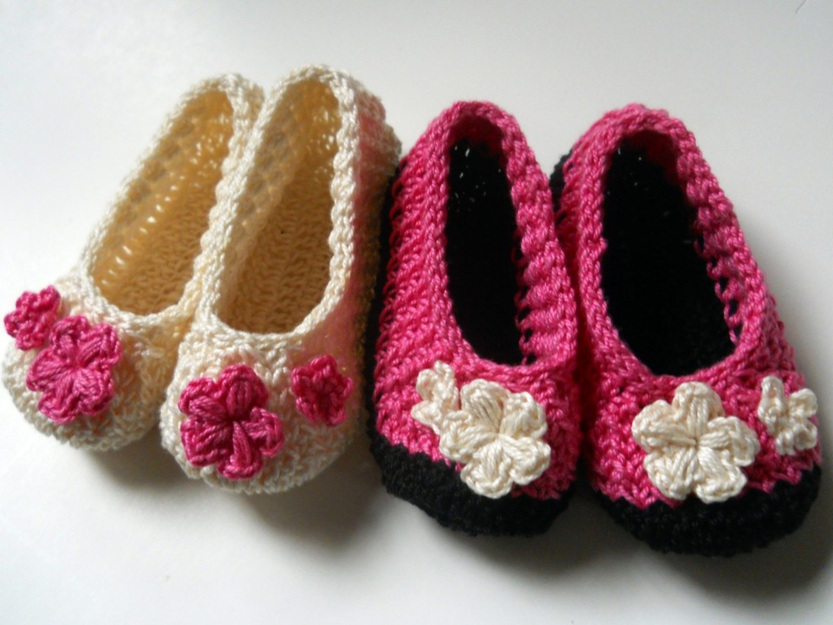 Crochet Baby Booties Pattern For Free : Crochet Baby Booties Free Pattern FeltMagnet