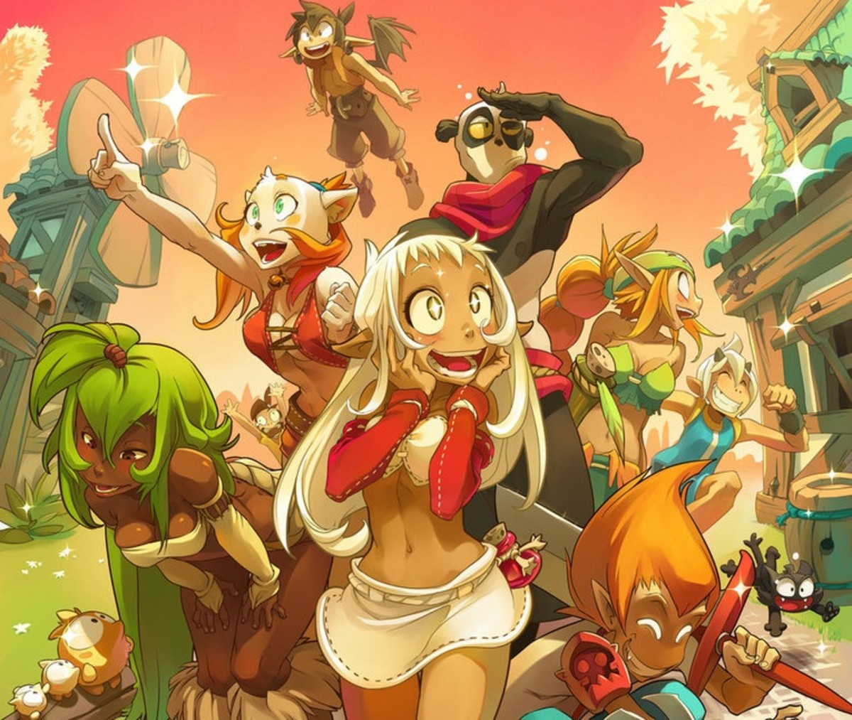 Wakfu Class Guide: Which One is For You? (Part 2 of 2)