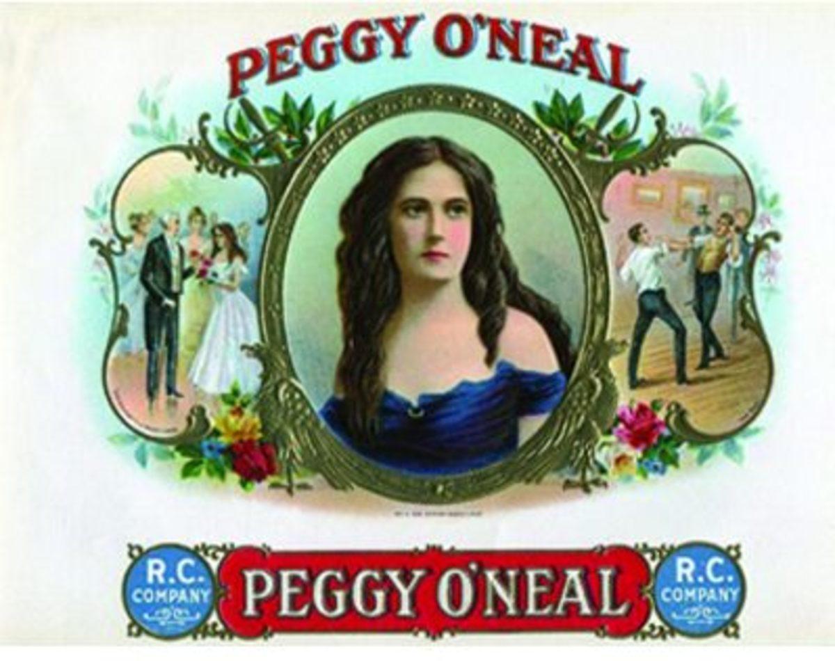 Peggy Eaton, Andrew Jackson, and the Petticoat Affair
