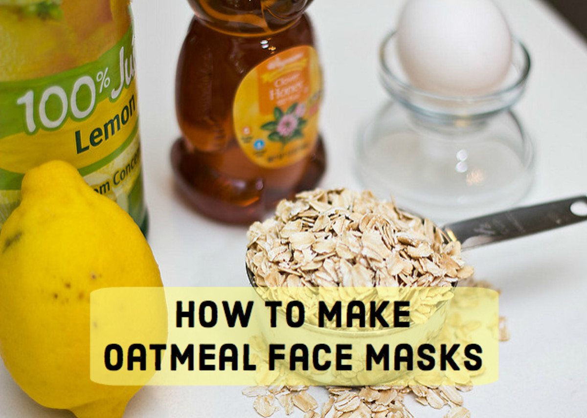 Homemade Oatmeal Face Masks and Their Skin Benefits