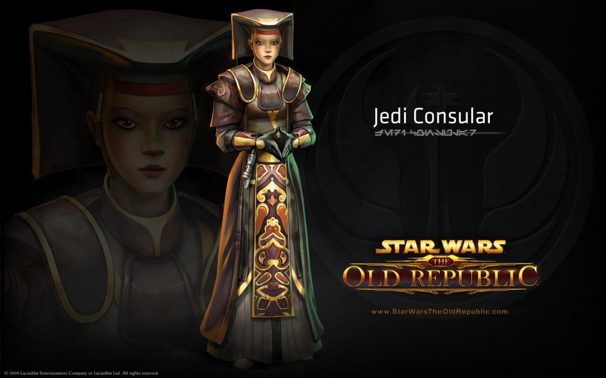 Jedi Consular SWTOR Companion Gift Guide