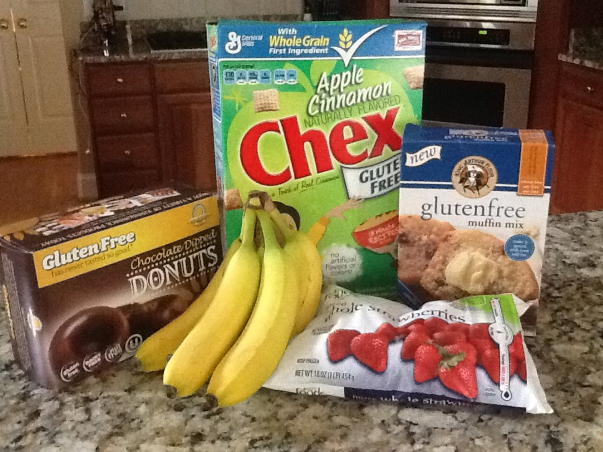 Gluten Free Breakfast Foods for Kids