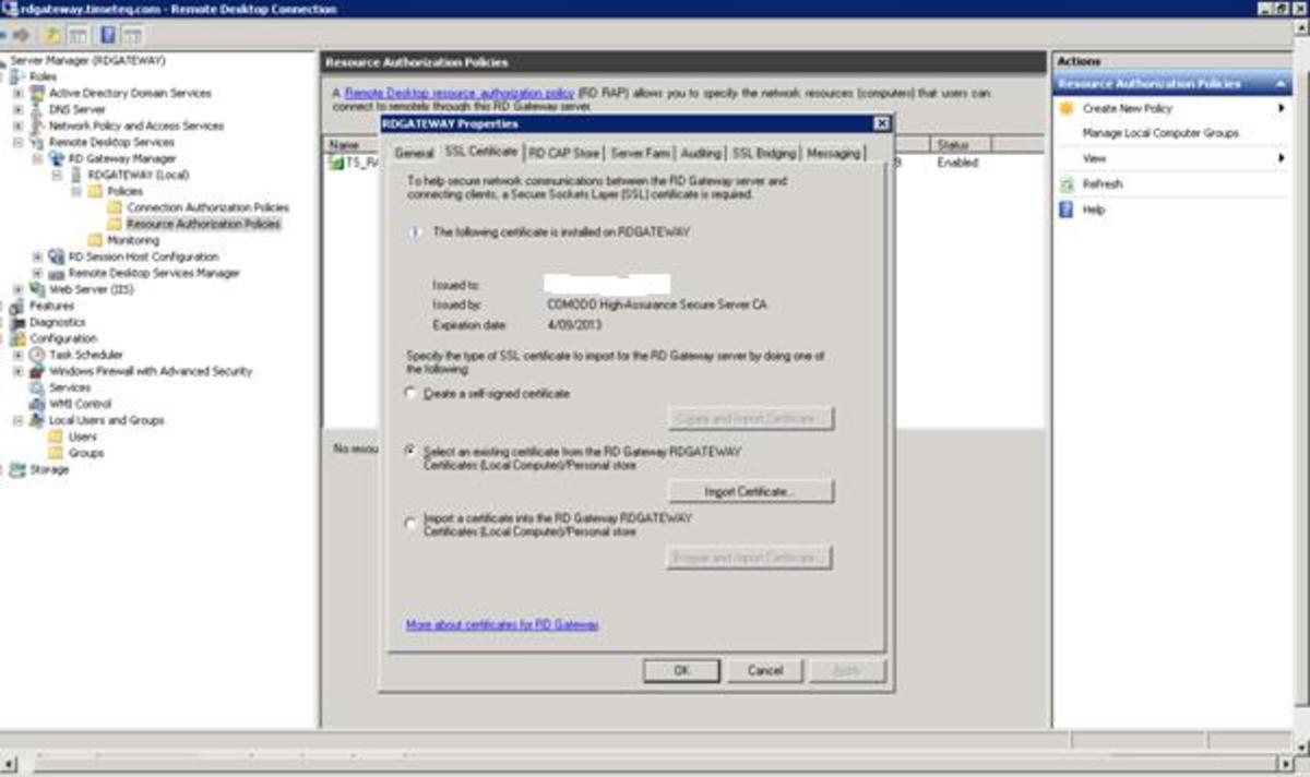 How to Setup a Remote Desktop Gateway | TurboFuture