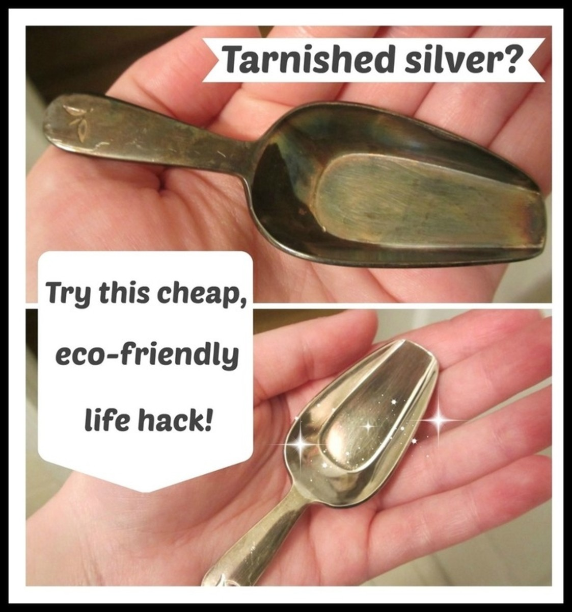 How to Polish Silver Easily at Home With Baking Soda