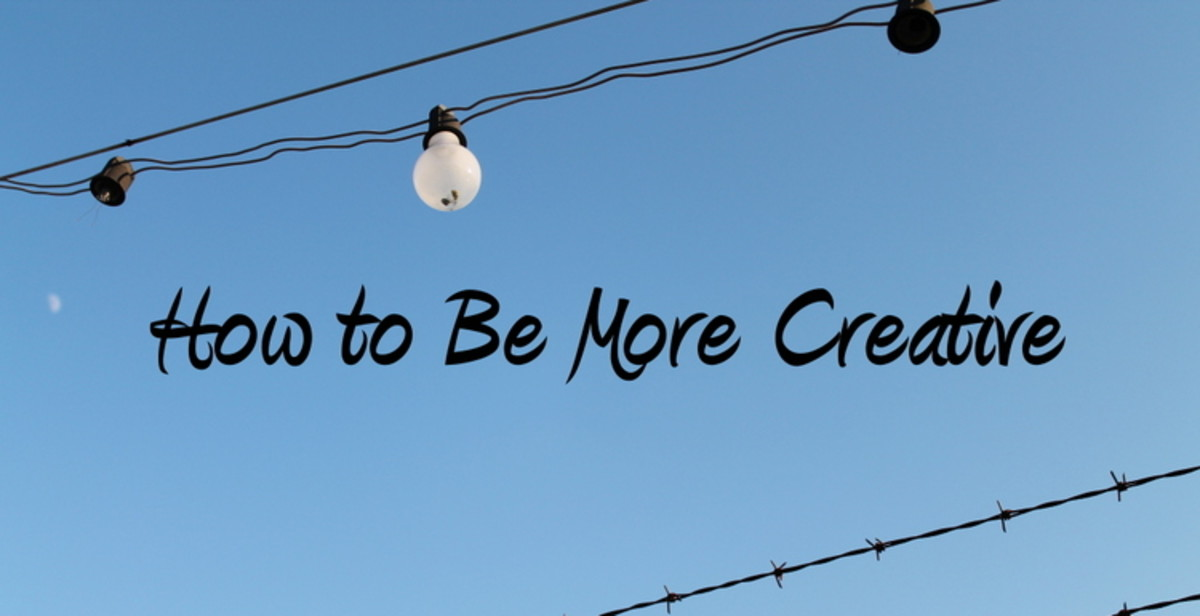 How Can I Be More Creative? Developing Creativity as an Adult