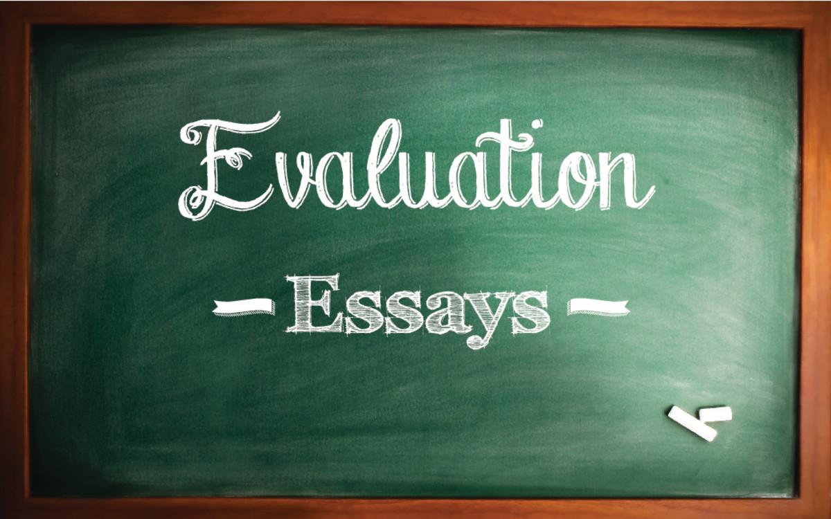 100 Evaluation Essay Topic Ideas