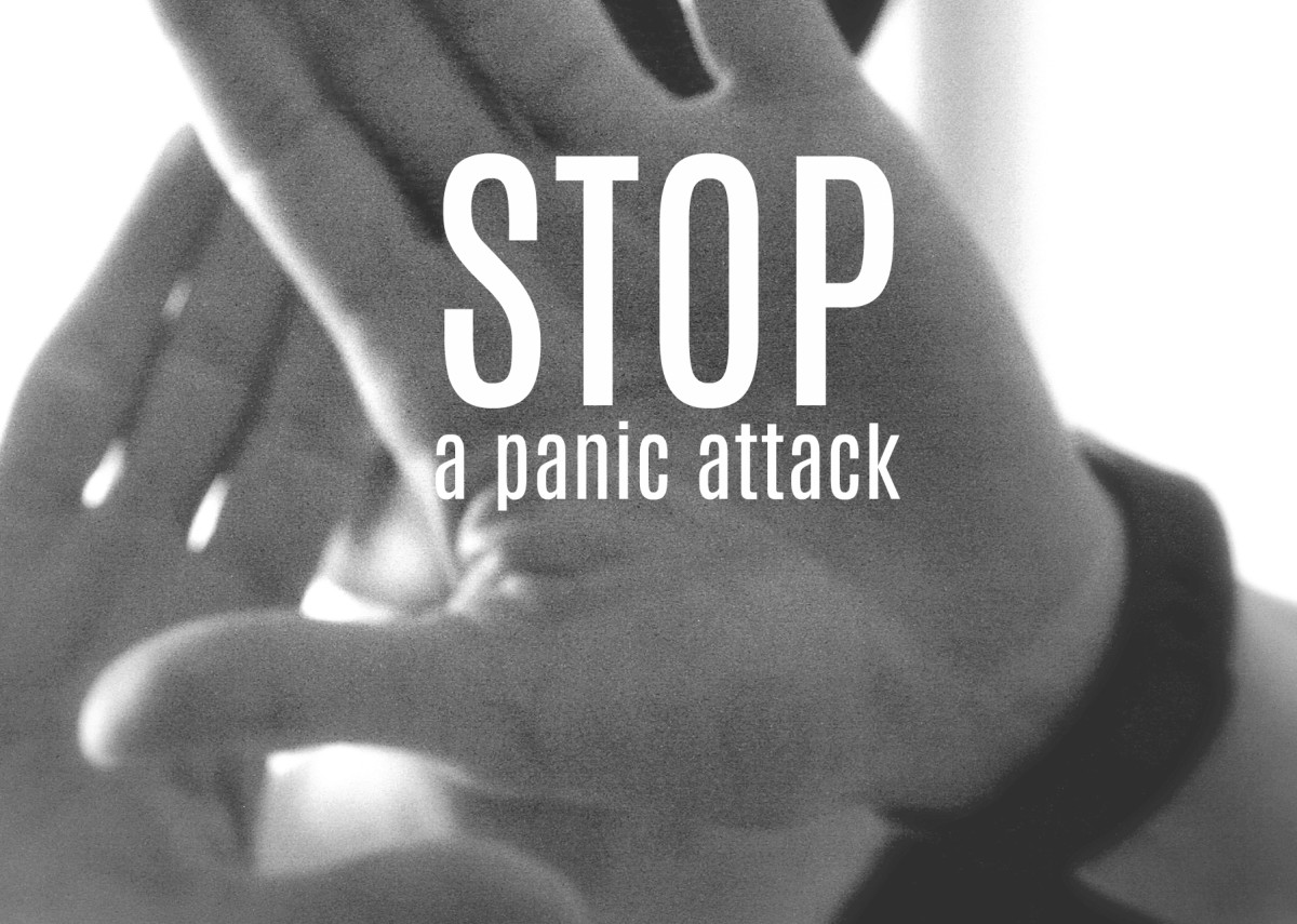 5 Steps to Stop a Panic Attack Now
