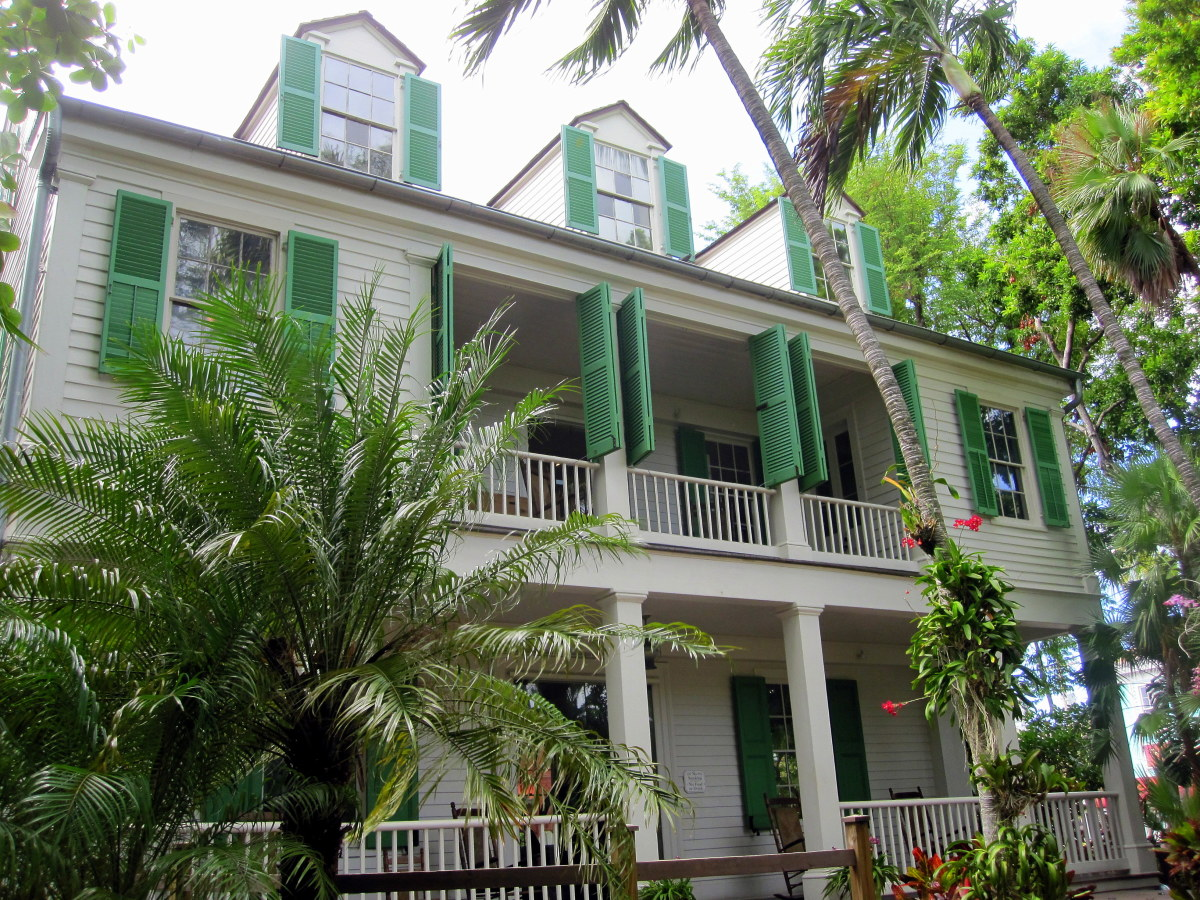 Audubon House Museum and Tropical Garden