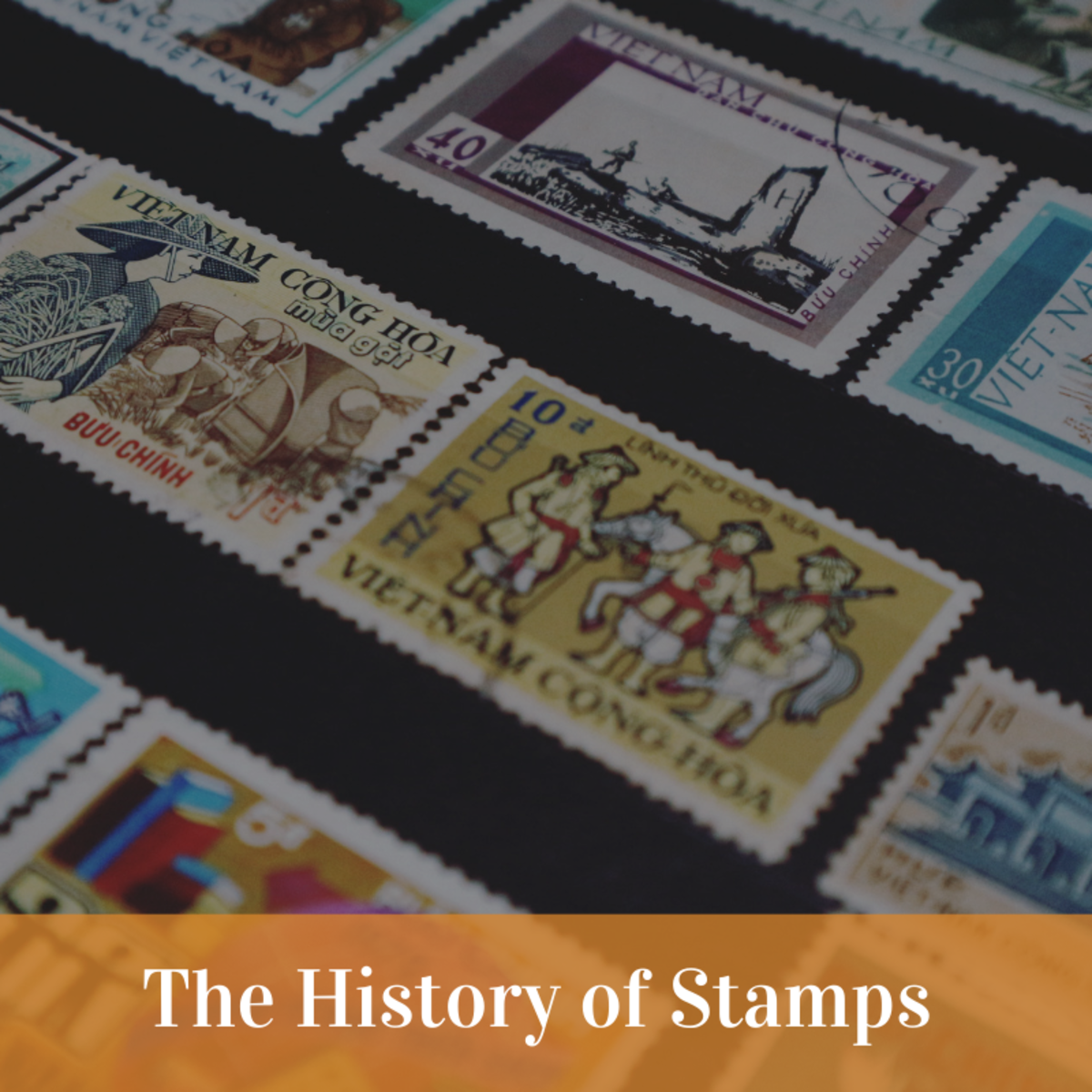 Stamp Collecting: The History and Evolution of the World's Greatest Hobby