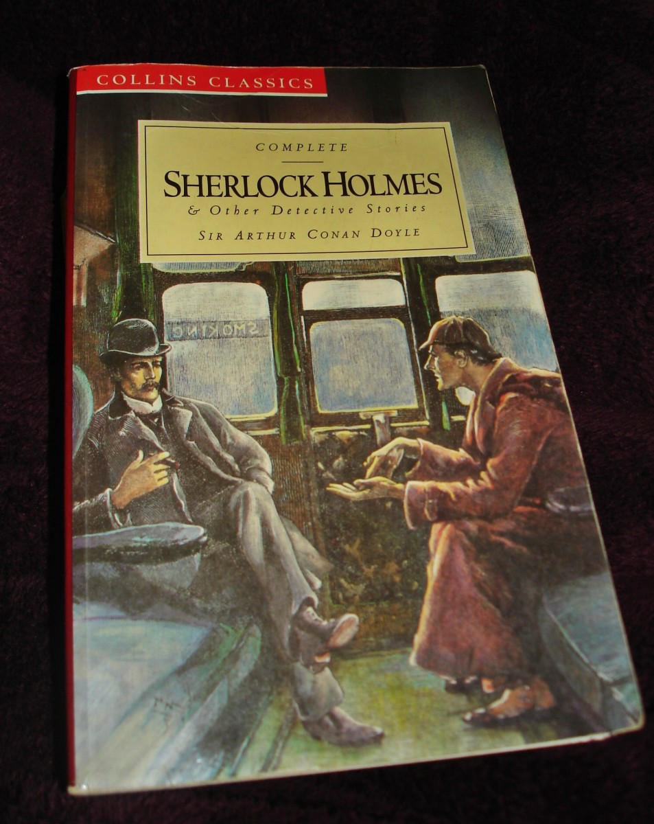 A complete collection of Sir Arthur Conan Doyles' stories, featuring the tales of Sherlock Holmes and his buddy, Dr. Watson.