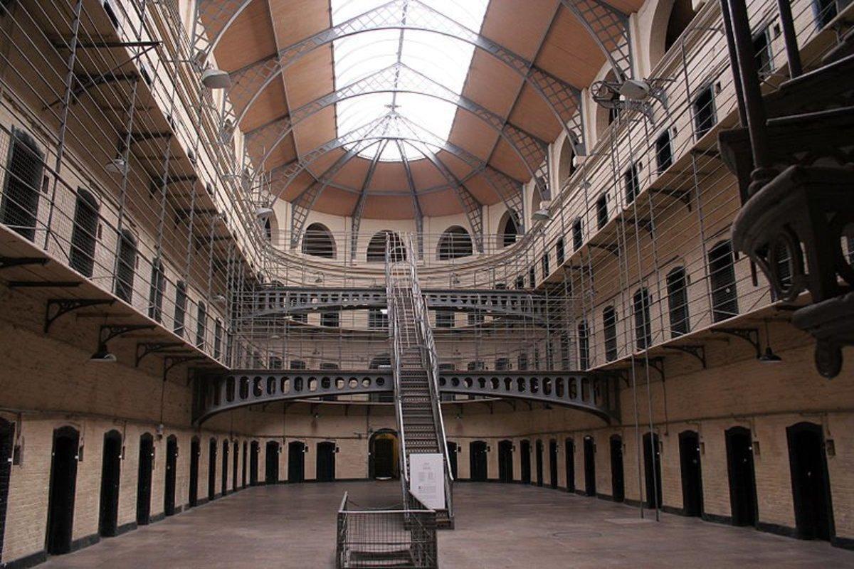 Inside a Dublin Prison