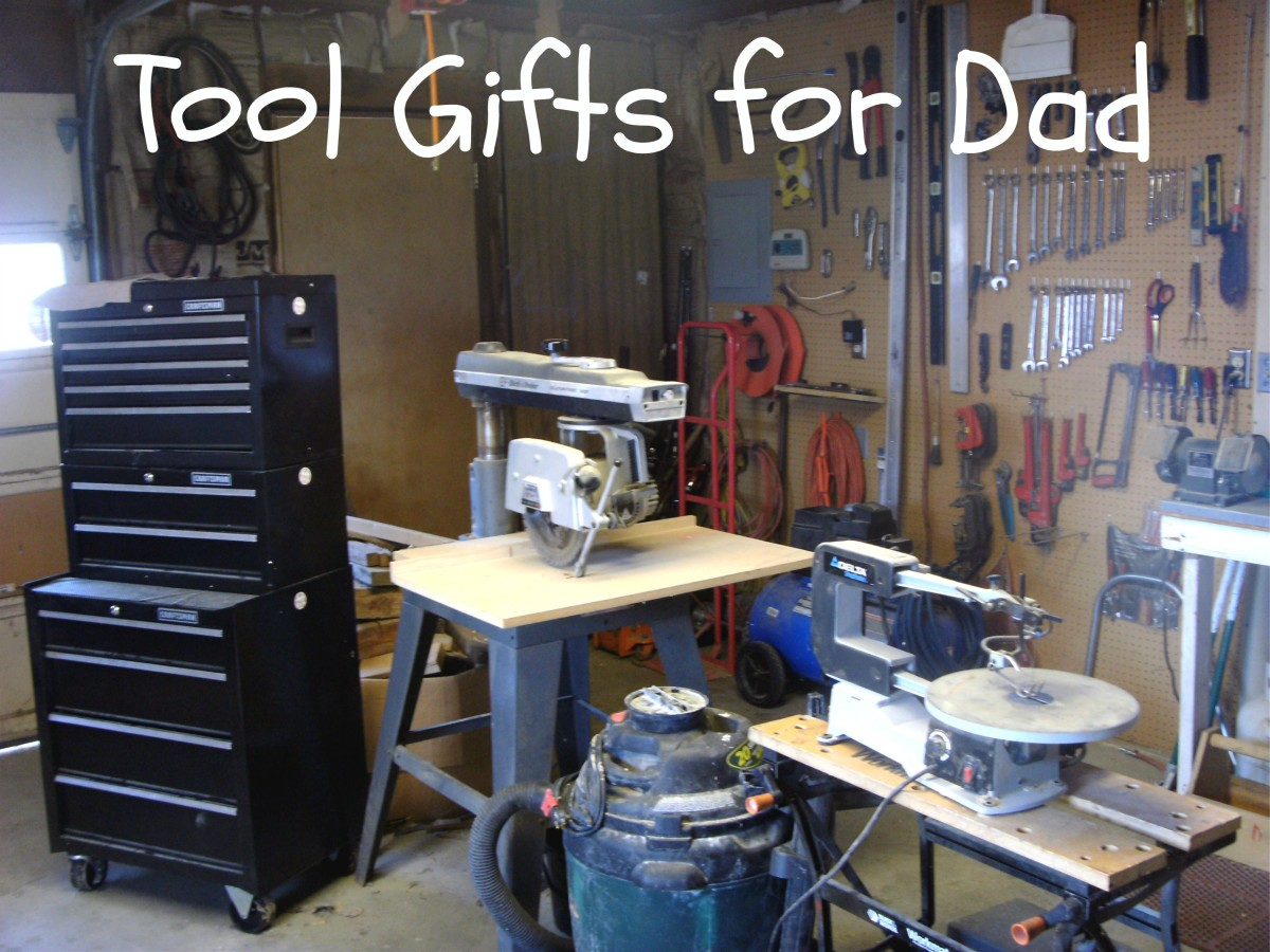 Six of the Best Tool Gifts for Dads