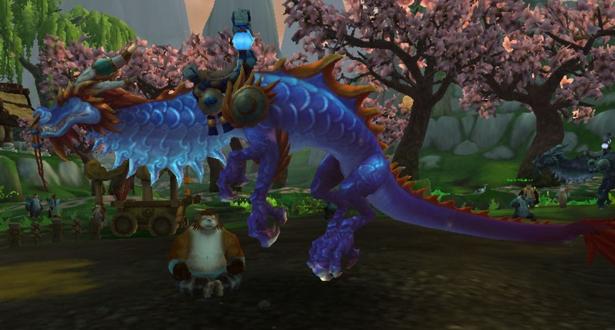 How to Earn Reputation With the Order of the Cloud Serpent in 'World of Warcraft