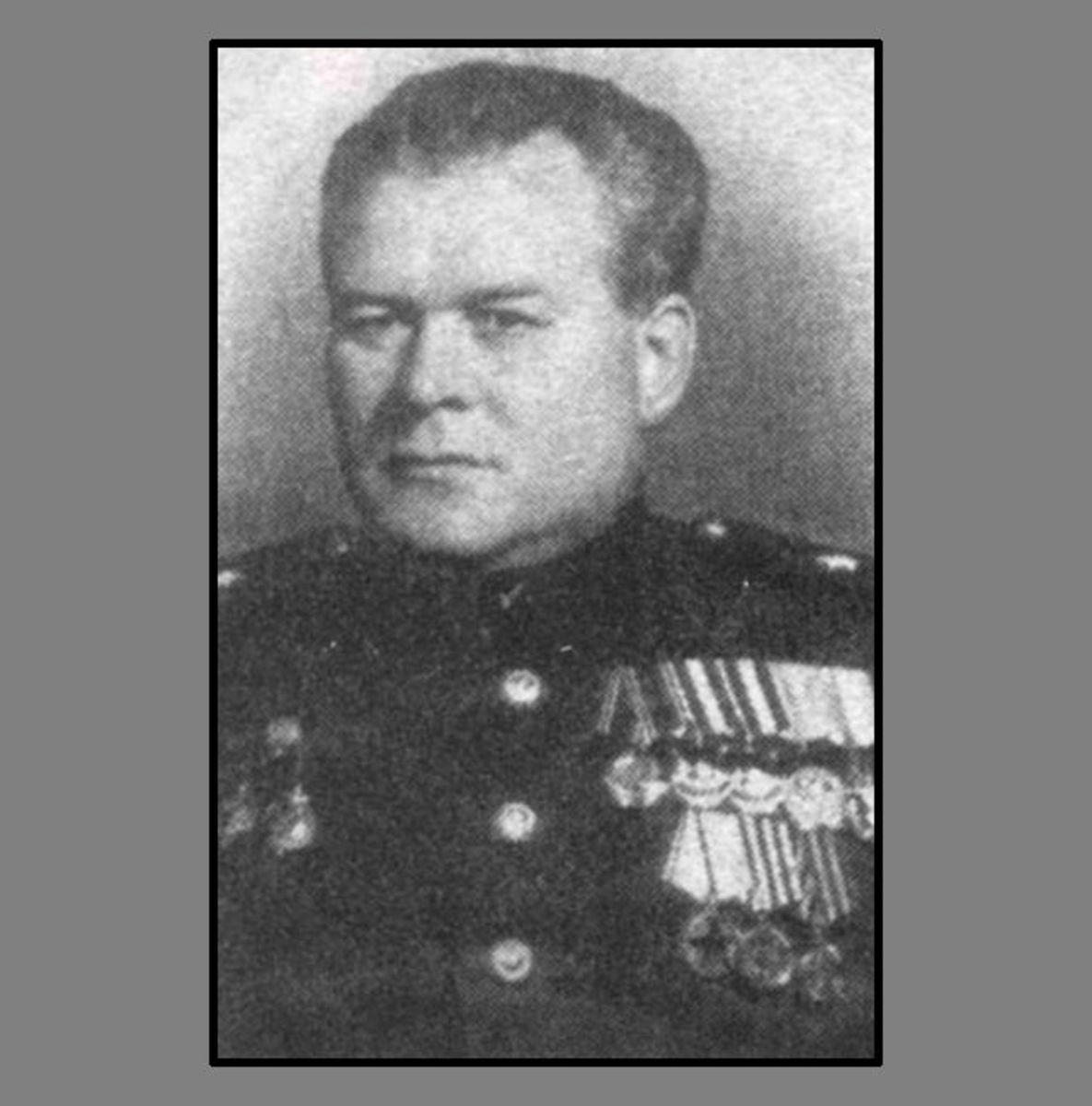 World War Two: Major-General Vasili Blokhin. Stalin's chief executioner. 1926.