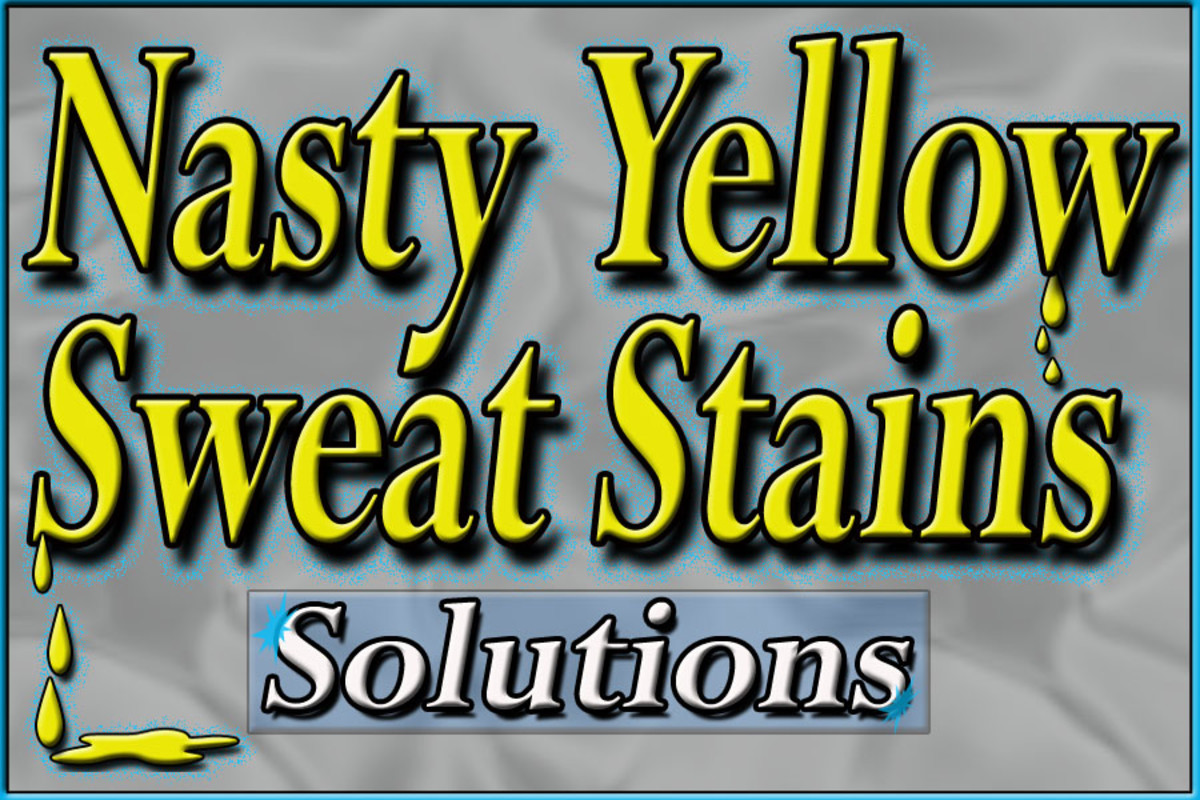 Pit Stain Solutions