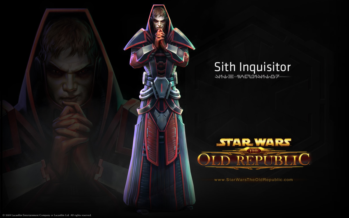 Sith Inquisitor SWTOR Companion Gift Guide