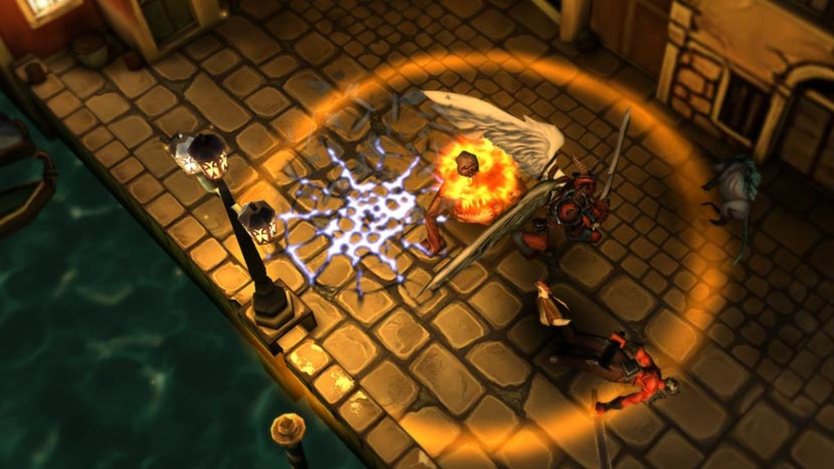 10 Free Android RPG Games