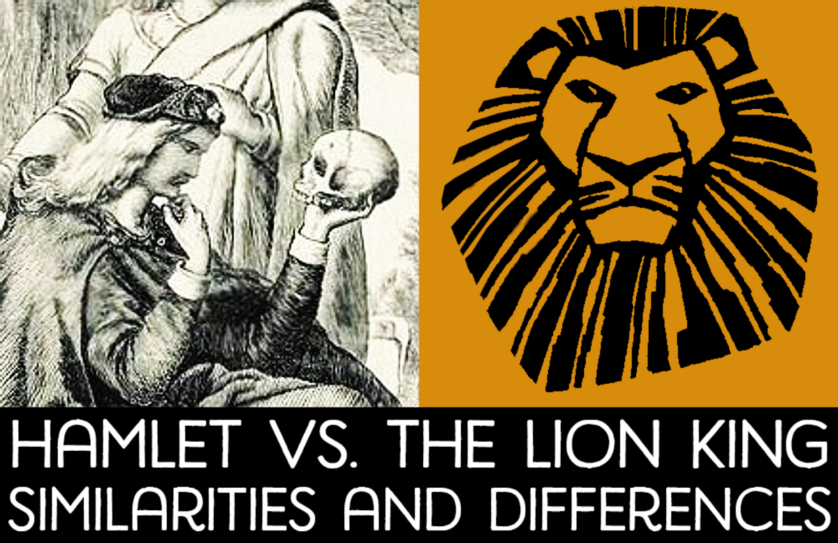 shakespearean influence on the lion king english literature essay Category: gcse english literature coursework title: hamlet and the lion king   camparsion of shakespeare's hamlet and dinsey's lion king essay  has lost  most of its touch with the more classical influences of its predecessors.
