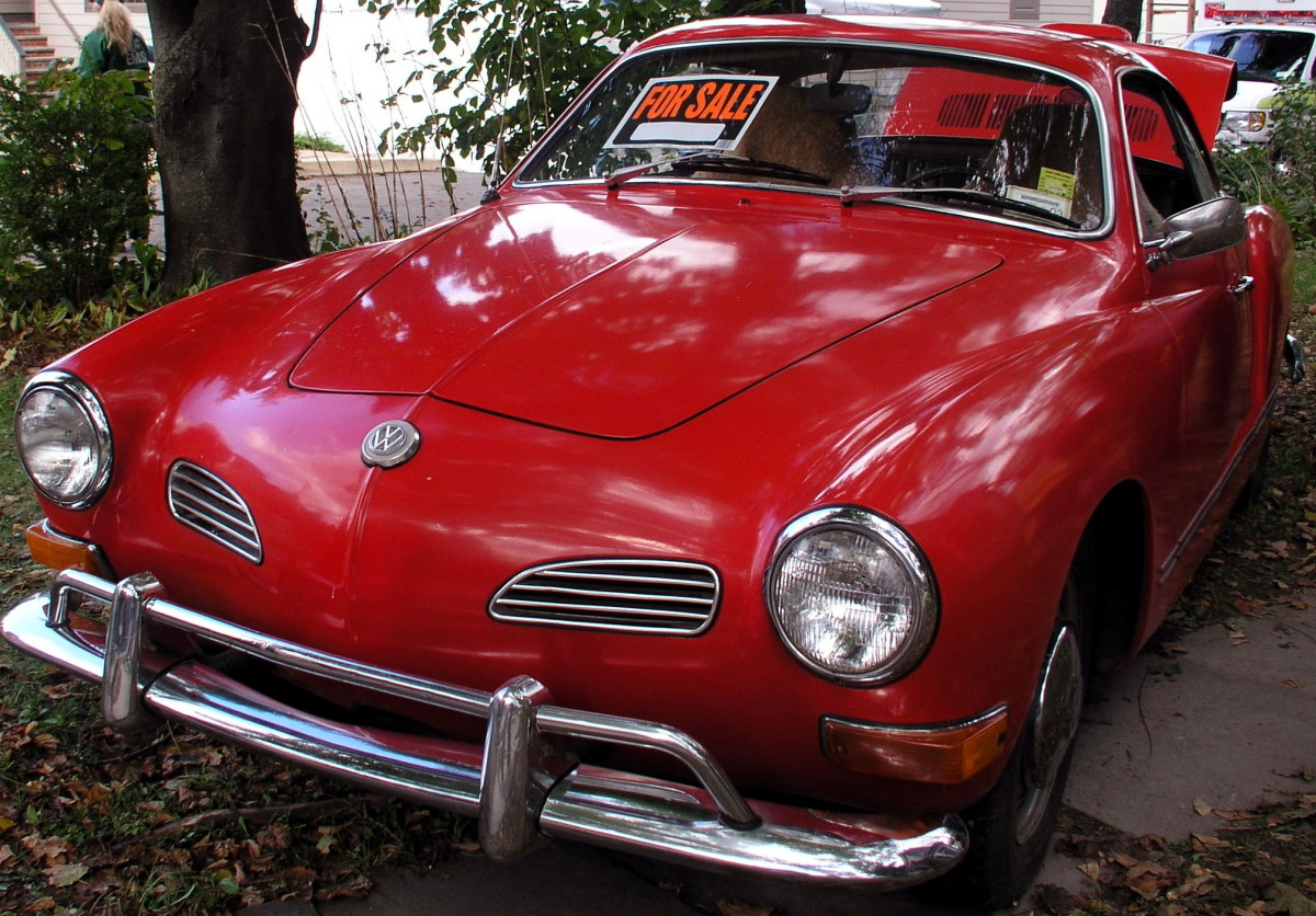 Karmann Ghia for sale