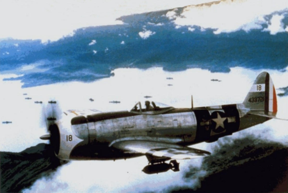 Esquadron 201, also known as the Aztec Eagles, was a famed Mexican squadron that helped the American WWII effort.