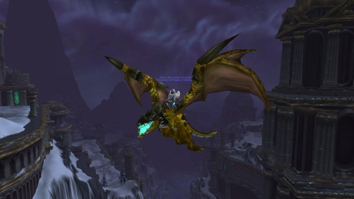 How to Camp the Time Lost Proto Drake in