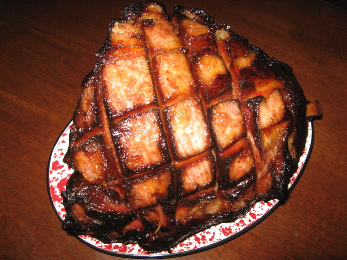 Smoked Ham Recipe