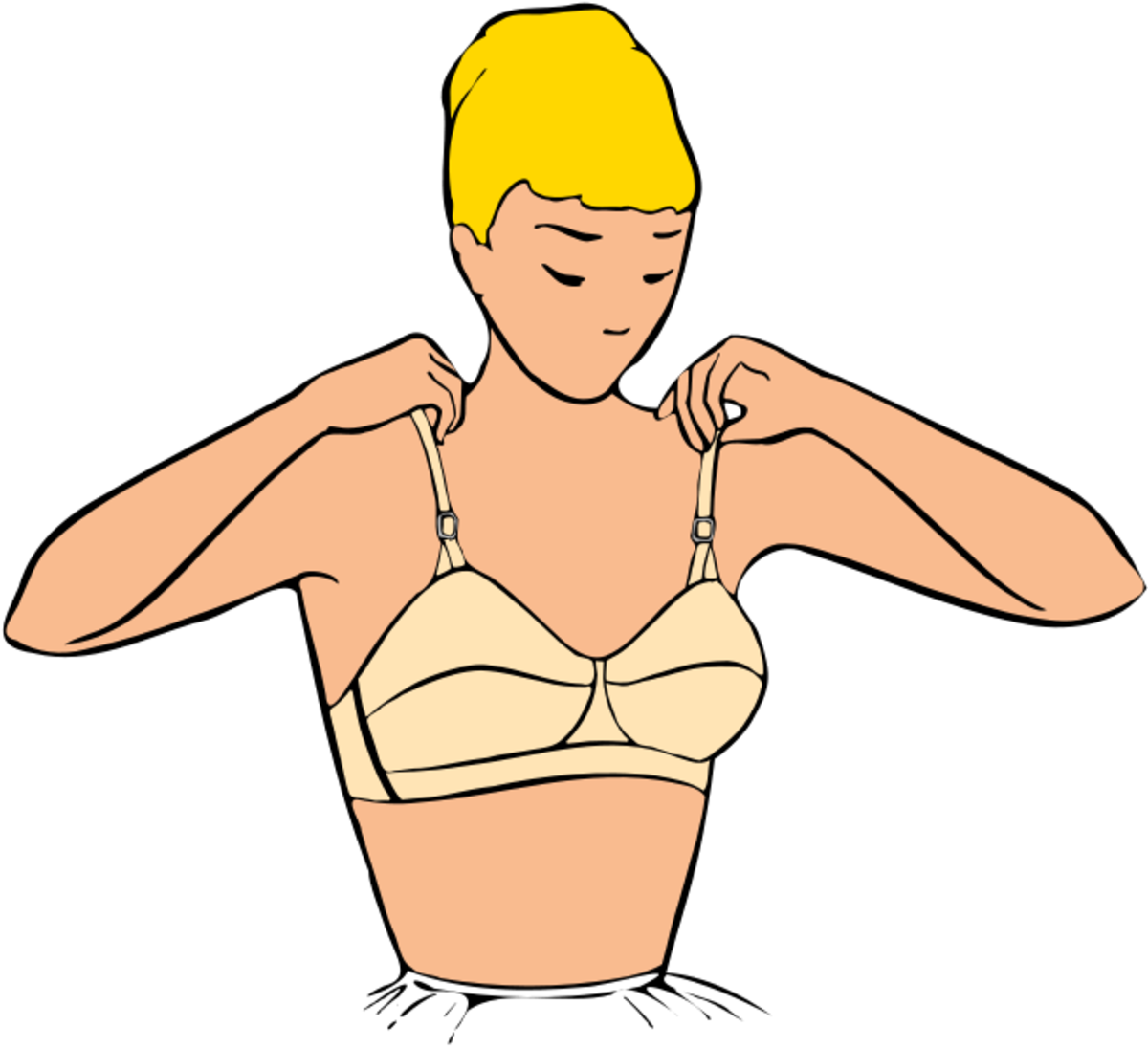 Bra Tips for Small-Busted Women