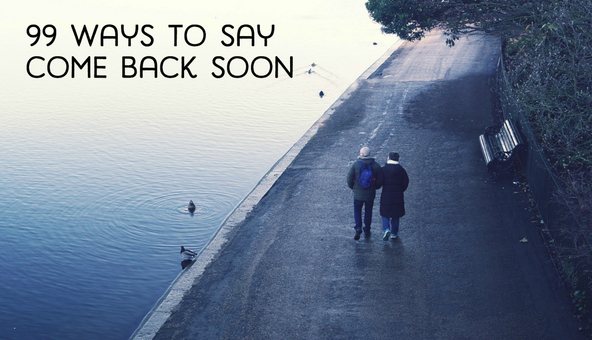 LDR Texts, Quotes & Romantic Come Back Soon Messages