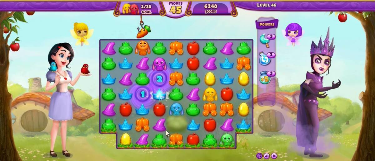 7 Games Like Candy Crush Saga on Facebook