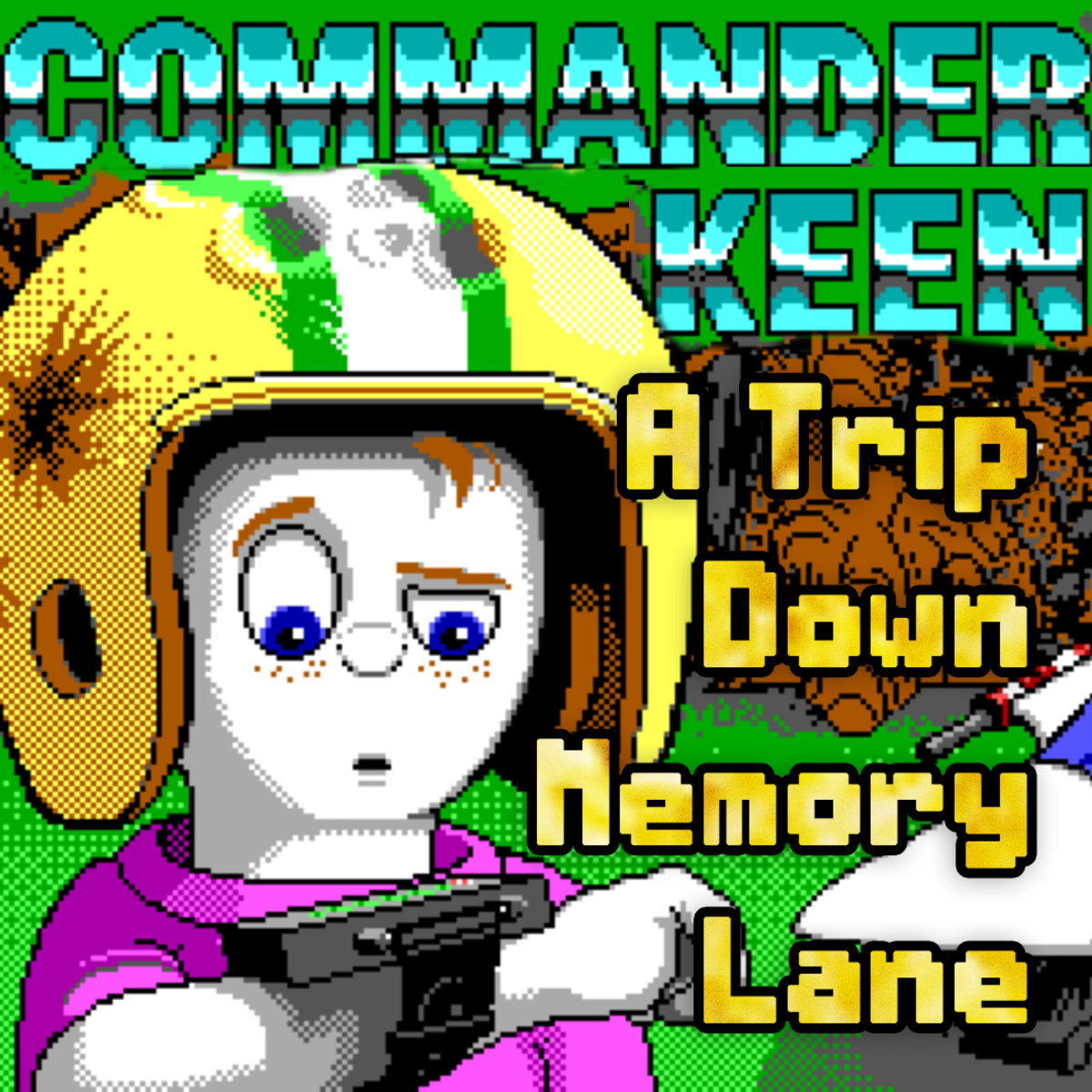 """Commander Keen:"" A Trip Down Memory Lane"