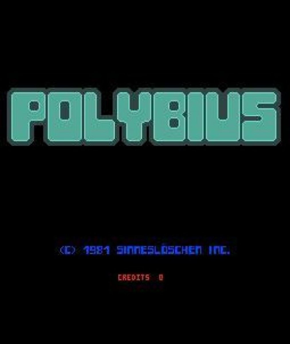 Creepy Gaming, The urban Legend of Polybius