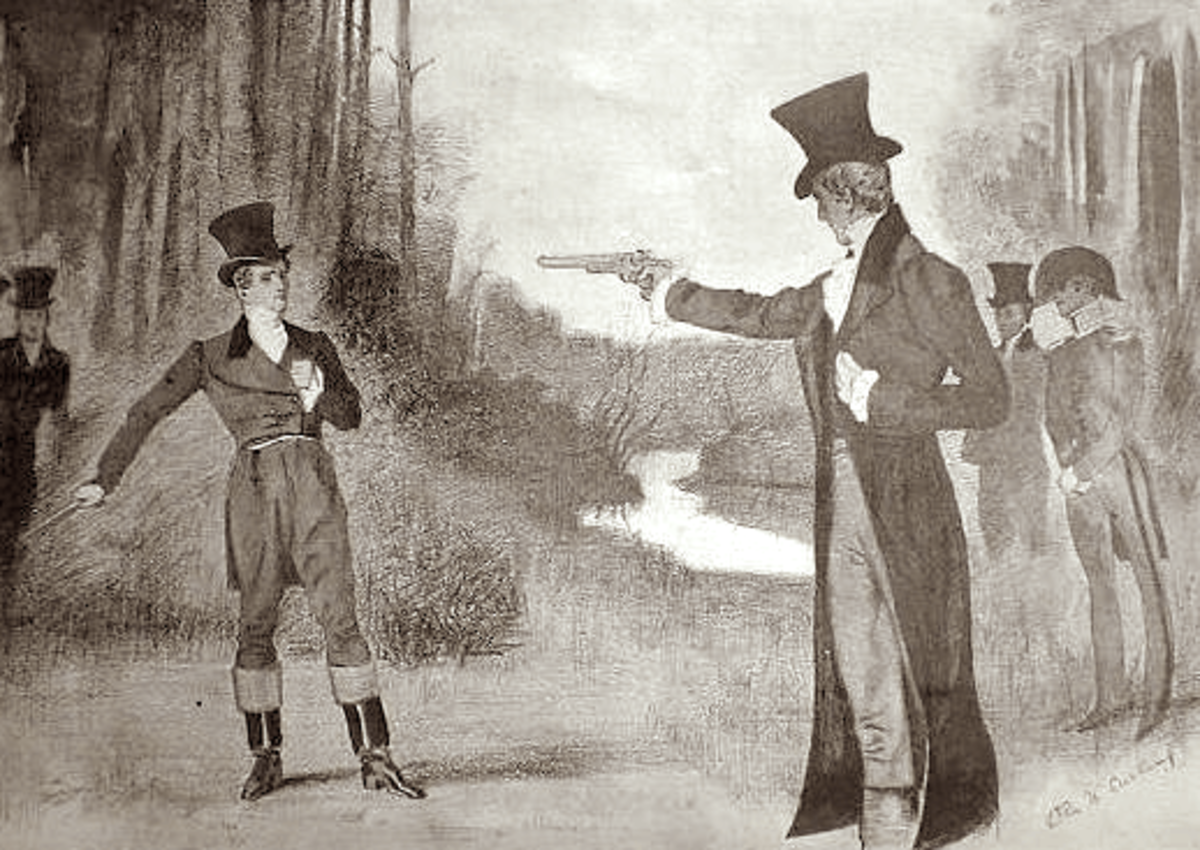 3 Famous Duels Involving Andrew Jackson