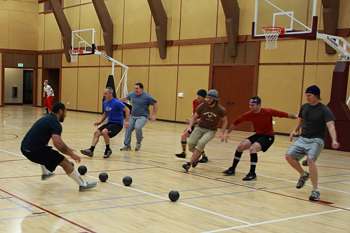 Dodgeball is a sport that requires no specific skill set, is great exercise and fun to play. It can be played by all shapes, sizes, abilities and ages.