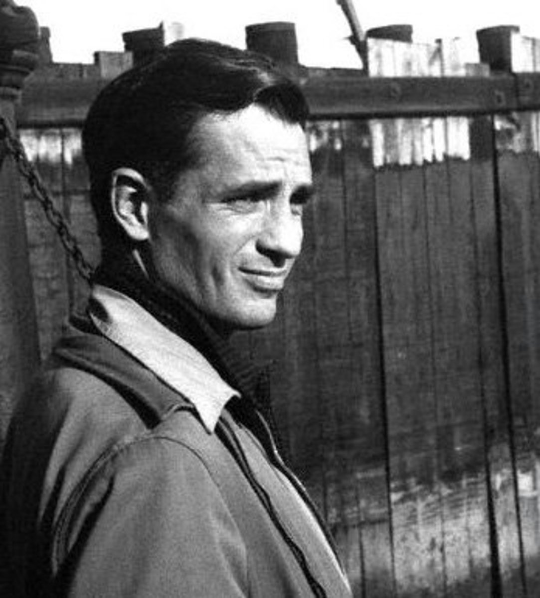 on the road by jack kerouac essay On the road research papers explore a book by jack kerouac about the adventures of four friends driving across country drinking, talking, and creating poetry.