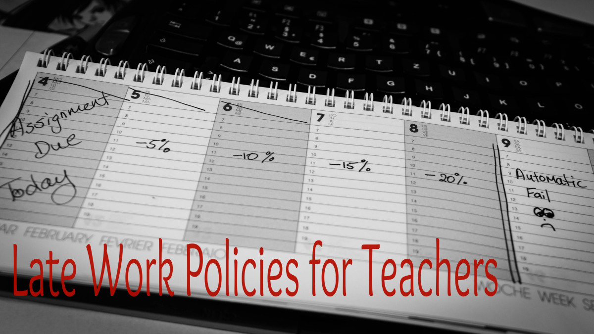 Example Late Work Policies for Teachers