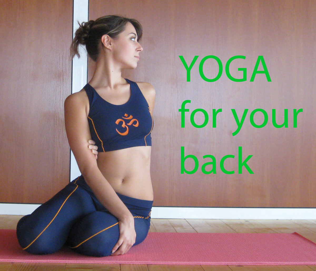 How to Relieve Lower Back Pain With Yoga