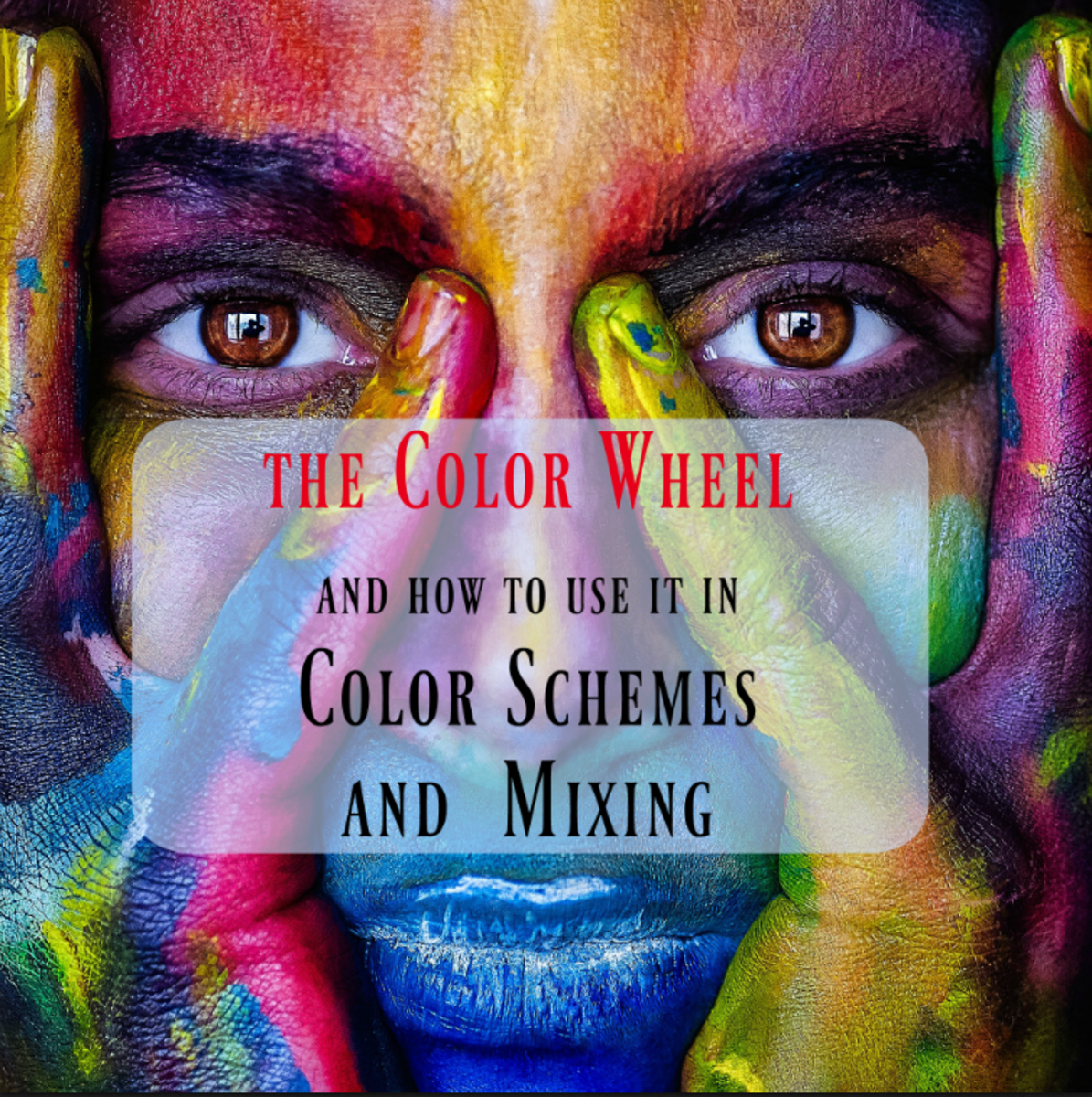The color wheel is a great tool that helps artists decide what color scheme they want to use with a geometrical mixing method, taking into consideration the distance between colors on the wheel.  Learn how to use it and why it's useful to the artist.