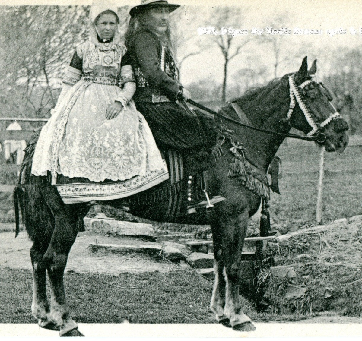 The History of the Side Saddle