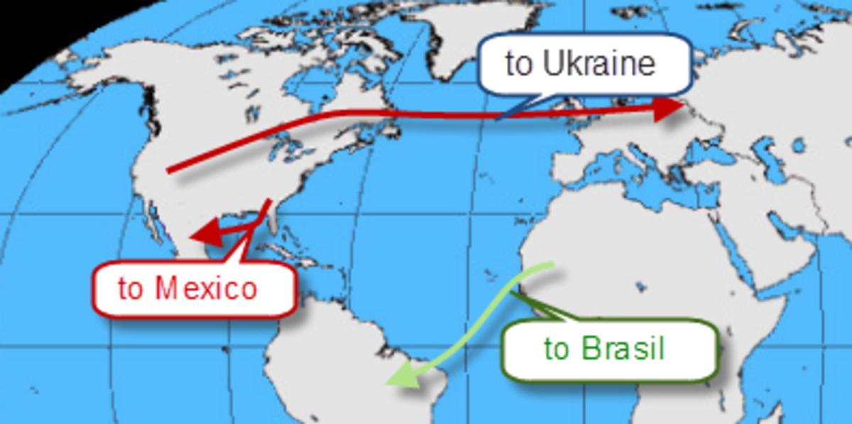 Best Way to Send Money Overseas:  Western Union, Debit Card, or ?