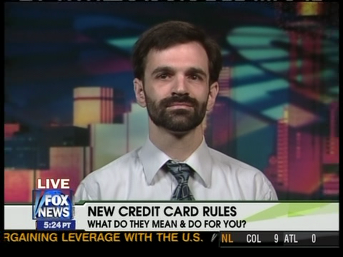 My husband was interviewed on Fox and Friends on 5/22/2009 on using Dave Ramsey's Financial Peace University program to get out of debt.