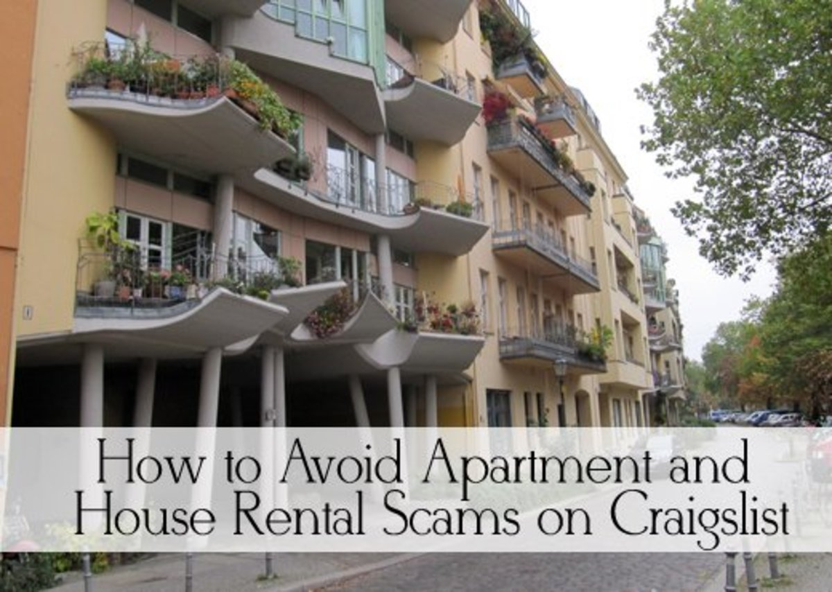 How to Avoid Apartment and House Rental Scams on Craigslist