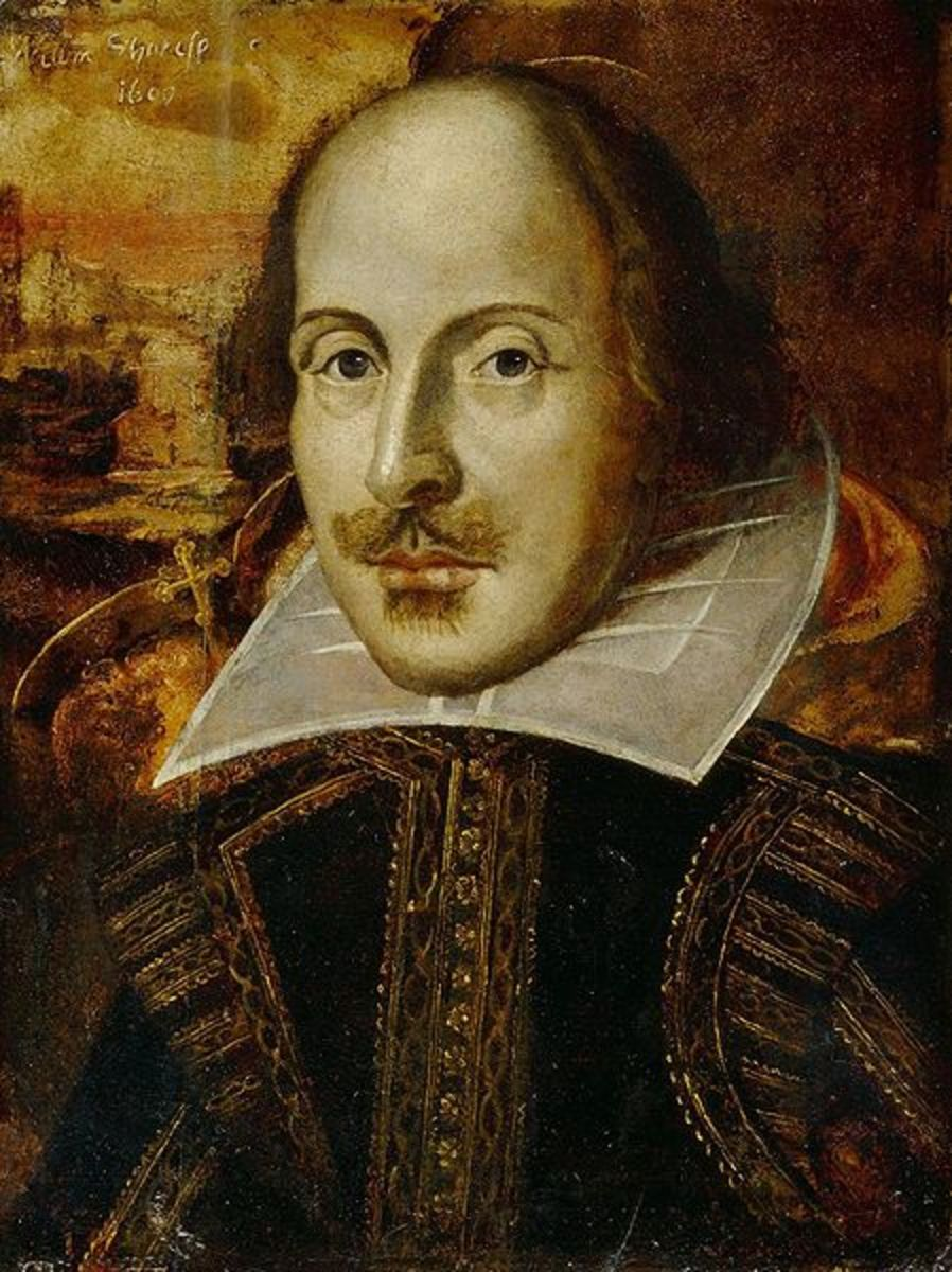 Did Shakespeare Invent and Make up English Words and Phrases?