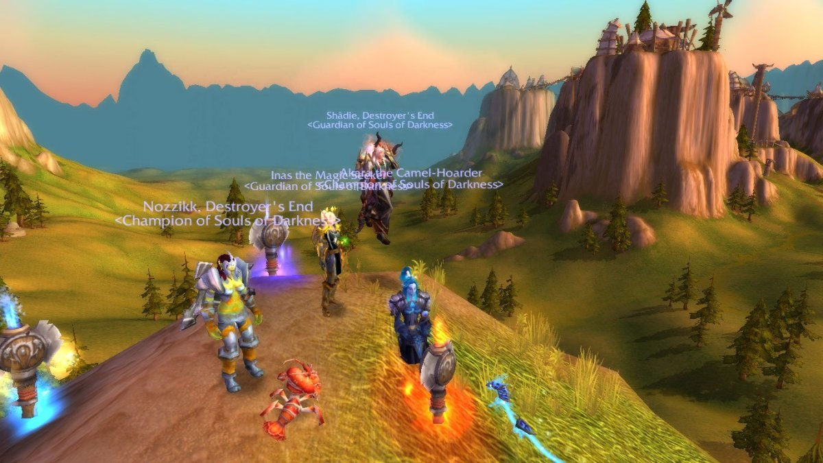 How to Start a Guild in World of Warcraft