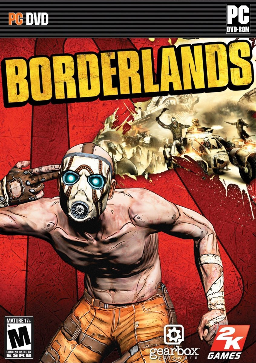 Review: Borderlands