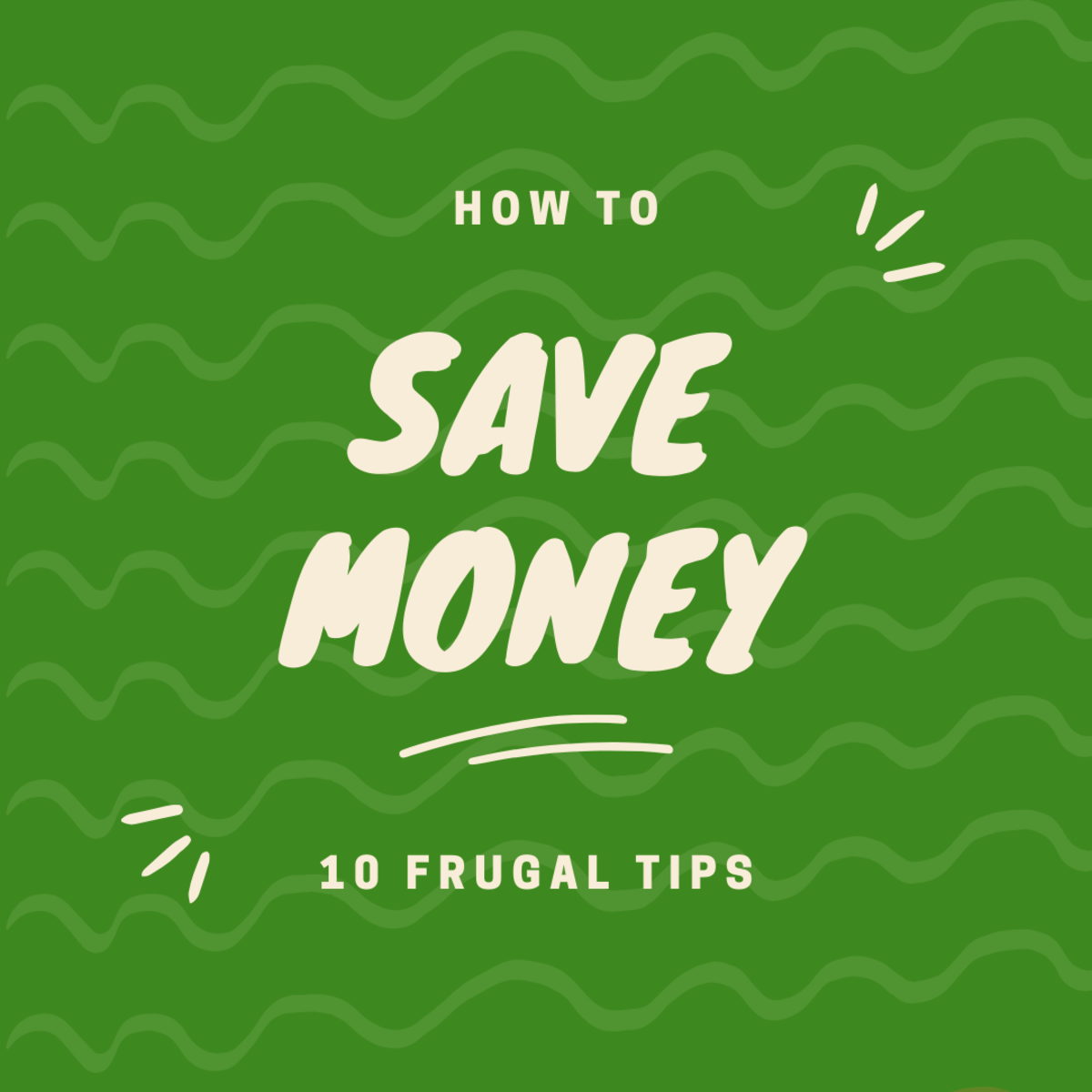 live simple to start saving!