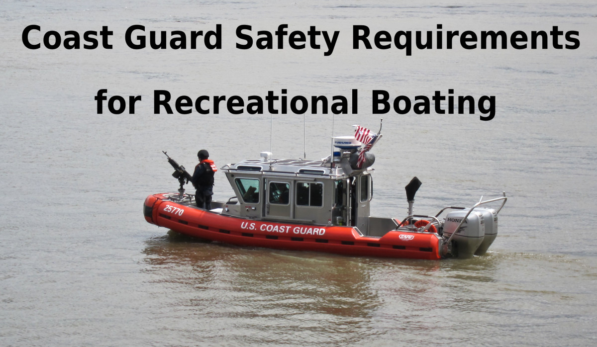 Coast Guard requirements for recreational boating