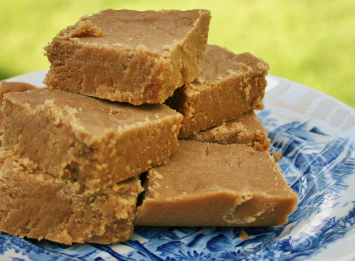 The best old fashioned peanut butter fudge recipe delishably ive forumfinder Image collections